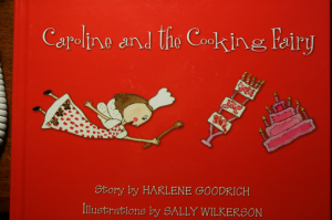 fiction caroline and the cooking fairy