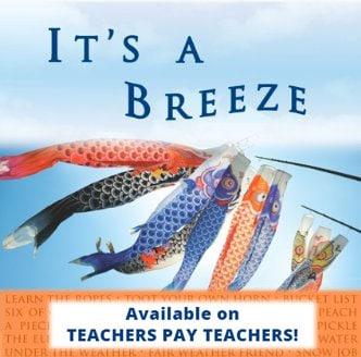 It's A Breeze: Now available on Teachers Pay Teachers!
