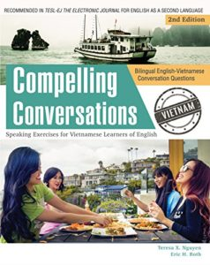 Now available: Compelling Conversations Vietnam bilingual supplement comes to Amazon Kindle!