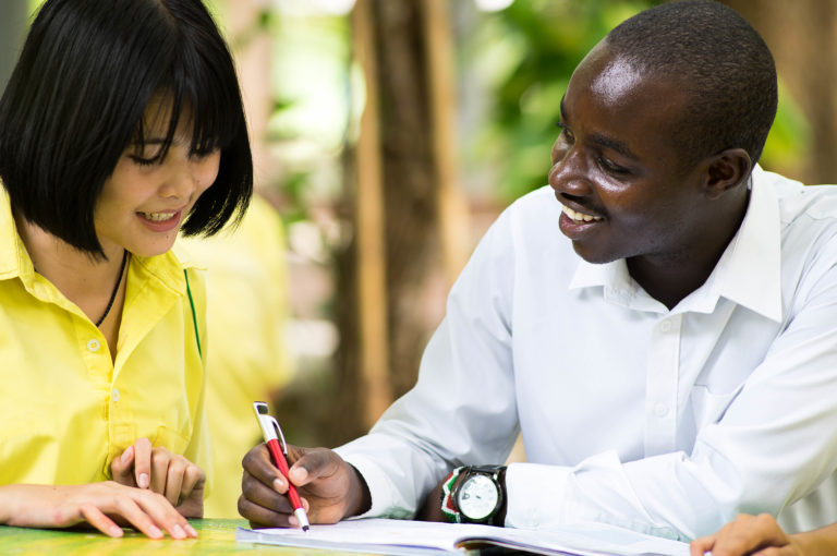Teaching Matters: Tips on Tutoring Conversation Skills to Adult ESL Students